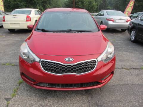 2015 Kia Forte for sale at Mid - Way Auto Sales INC in Montgomery NY