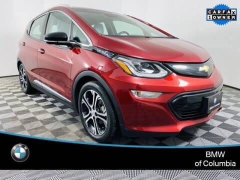 2017 Chevrolet Bolt EV for sale at Preowned of Columbia in Columbia MO