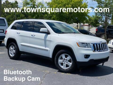 2013 Jeep Grand Cherokee for sale at Town Square Motors in Lawrenceville GA