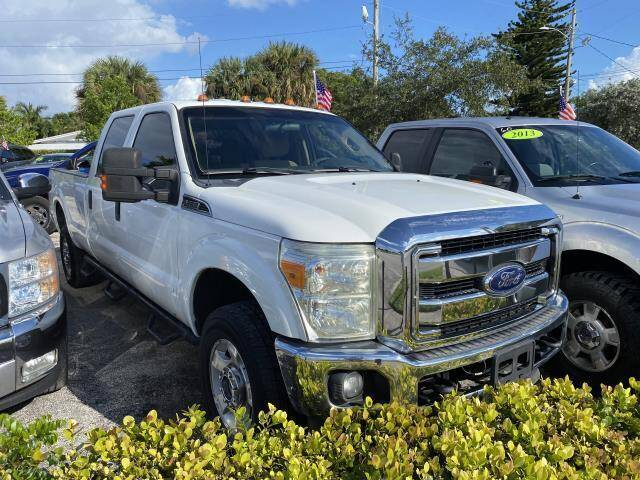 2012 Ford F-350 Super Duty for sale at Mike Auto Sales in West Palm Beach FL