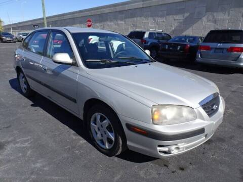 2006 Hyundai Elantra for sale at DONNY MILLS AUTO SALES in Largo FL