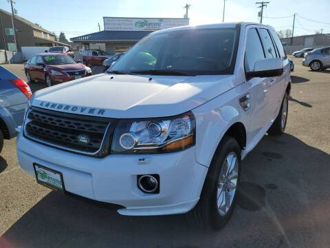 2014 Land Rover LR2 for sale at Artistic Auto Group, LLC in Kennewick WA