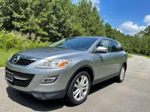 2012 Mazda CX-9 for sale at Carrera AutoHaus Inc in Clayton NC