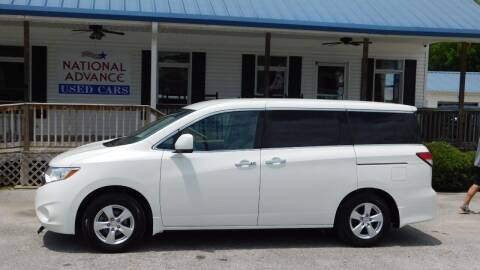 2011 Nissan Quest for sale at Advance Auto Sales in Florence AL