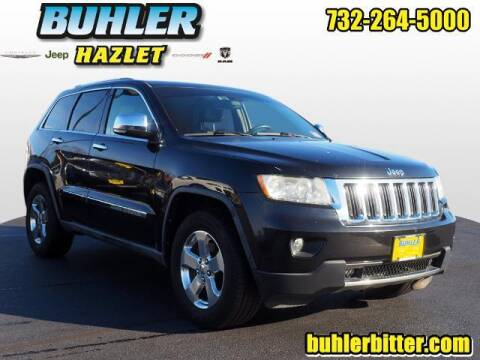 2011 Jeep Grand Cherokee for sale at Buhler and Bitter Chrysler Jeep in Hazlet NJ
