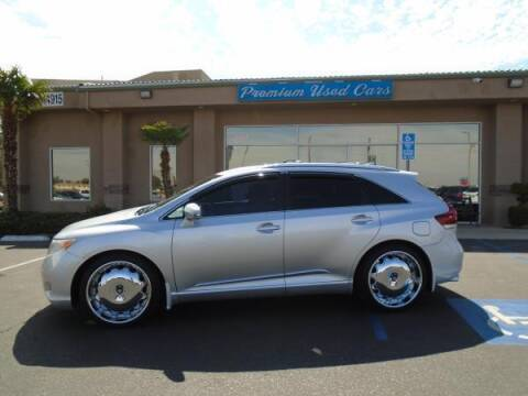 2014 Toyota Venza for sale at Family Auto Sales in Victorville CA
