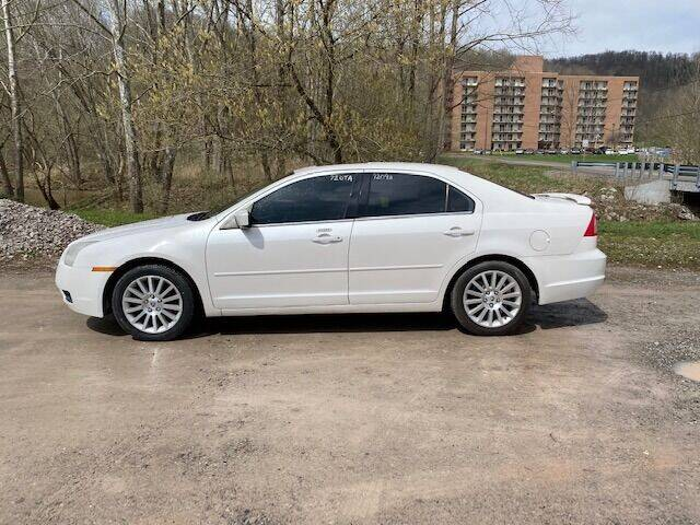 2009 Mercury Milan for sale at WESTON FORD  INC in Weston WV