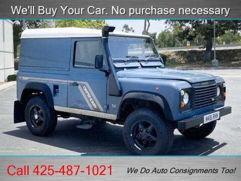 1994 Land Rover Defender for sale at Platinum Autos in Woodinville WA