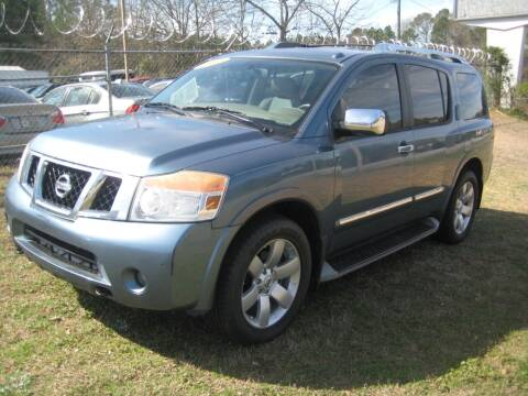 2011 Nissan Armada for sale at Carland Enterprise Inc in Marietta GA