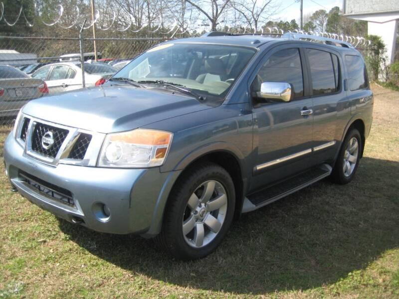 2011 Nissan Armada for sale at Carland Enterprise Inc in Marietta GA