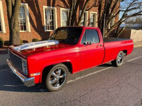 1986 Chevrolet C/K 20 Series for sale at Classic Car Deals in Cadillac MI