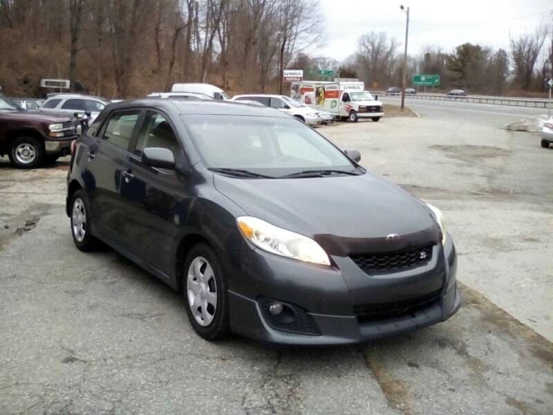 2009 Toyota Matrix for sale at Rooney Motors in Pawling NY