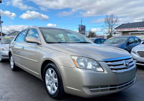 2007 Toyota Avalon for sale at WOLF'S ELITE AUTOS in Wilmington DE
