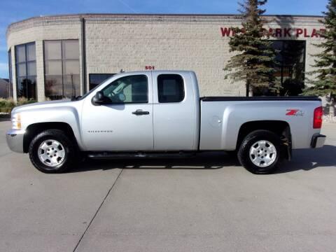 2012 Chevrolet Silverado 1500 for sale at Elite Motors in Fargo ND