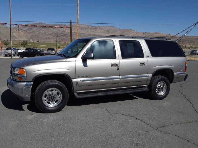2001 GMC Yukon XL for sale at Super Sport Motors LLC in Carson City NV