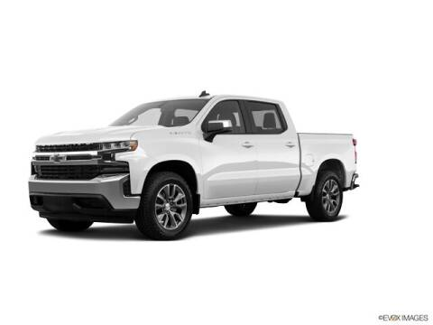 2020 Chevrolet Silverado 1500 for sale at Ken Wilson Ford in Canton NC