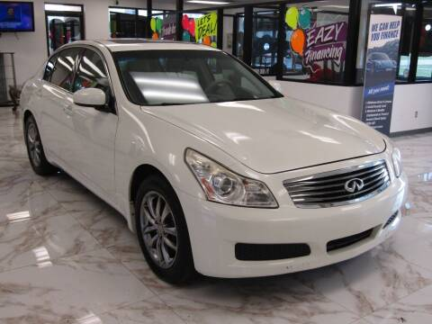 2007 Infiniti G35 for sale at Dealer One Auto Credit in Oklahoma City OK