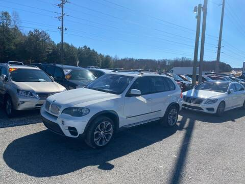 2011 BMW X5 for sale at Billy Ballew Motorsports in Dawsonville GA