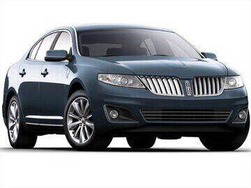 2010 Lincoln MKS for sale at Jim Tawney Auto Center Inc in Ottawa KS