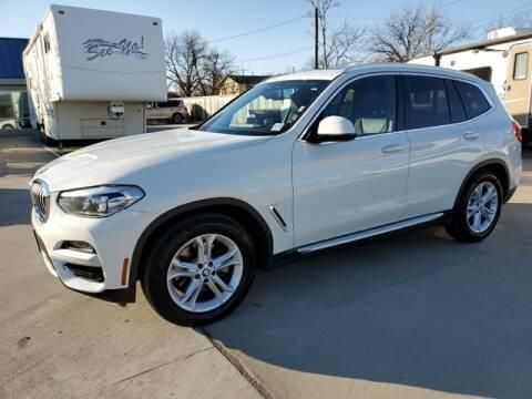 2020 BMW X3 for sale at Kell Auto Sales, Inc - Grace Street in Wichita Falls TX