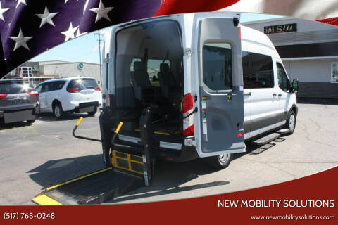 2016 Ford Transit Passenger for sale at New Mobility Solutions in Jackson MI