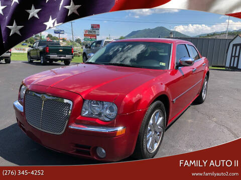 2007 Chrysler 300 for sale at FAMILY AUTO II in Pounding Mill VA
