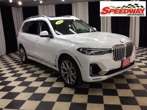 2020 BMW X7 for sale at SPEEDWAY AUTO MALL INC in Machesney Park IL