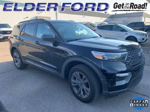 2021 Ford Explorer for sale at Mr Intellectual Cars in Troy MI