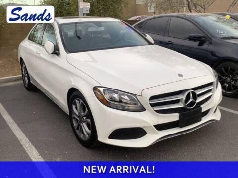 2018 Mercedes-Benz C-Class for sale at Sands Chevrolet in Surprise AZ