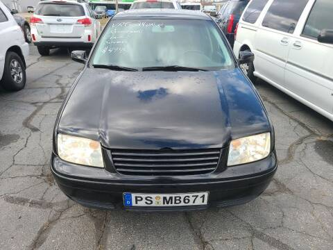 2003 Volkswagen Jetta for sale at All State Auto Sales, INC in Kentwood MI