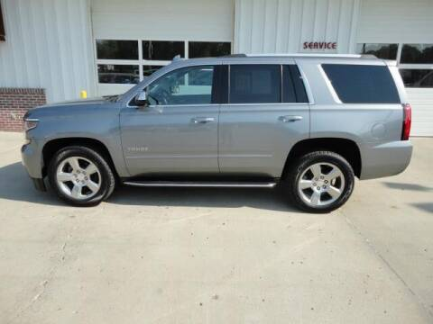 2020 Chevrolet Tahoe for sale at Quality Motors Inc in Vermillion SD