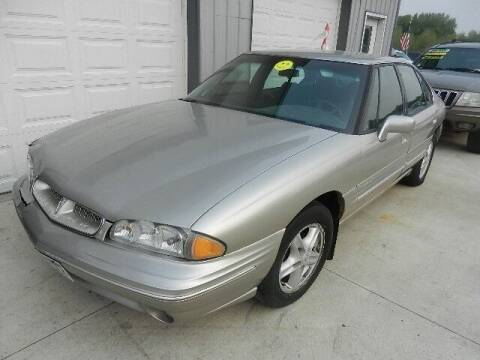 1998 Pontiac Bonneville for sale at Dales Auto Sales in Hutchinson MN