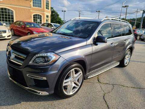2013 Mercedes-Benz GL-Class for sale at Car and Truck Exchange, Inc. in Rowley MA