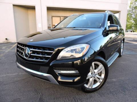 2013 Mercedes-Benz M-Class for sale at PK MOTORS GROUP in Las Vegas NV