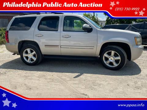 2007 Chevrolet Tahoe for sale at Philadelphia Public Auto Auction in Philadelphia PA
