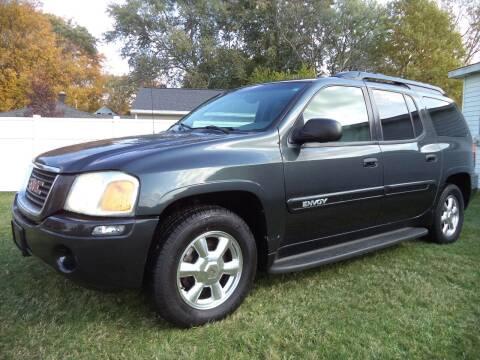 2004 GMC Envoy XL for sale at Niewiek Auto Sales in Grand Rapids MI