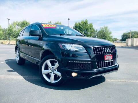 2013 Audi Q7 for sale at Bargain Auto Sales LLC in Garden City ID