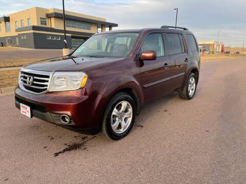 2014 Honda Pilot for sale at More 4 Less Auto in Sioux Falls SD