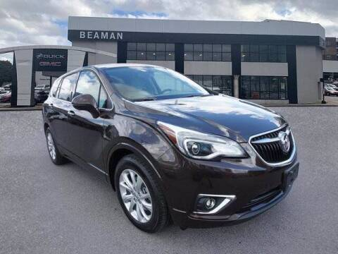2020 Buick Envision for sale at BEAMAN TOYOTA - Beaman Buick GMC in Nashville TN