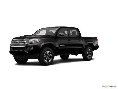 2017 Toyota Tacoma for sale at Douglass Automotive Group in Central Texas TX
