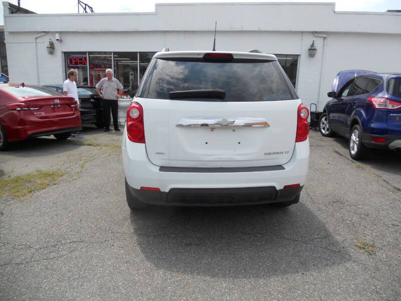 2011 Chevrolet Equinox for sale at LYNN MOTOR SALES in Lynn MA