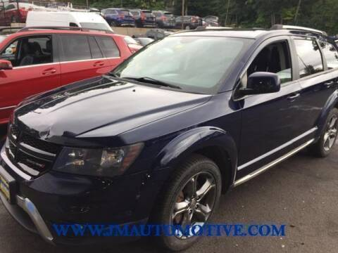 2017 Dodge Journey for sale at J & M Automotive in Naugatuck CT