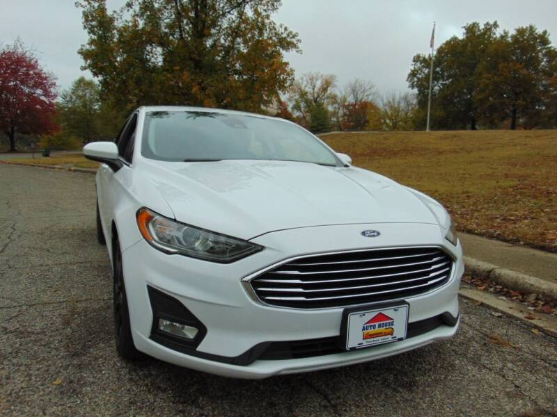 2019 Ford Fusion for sale at Auto House Superstore in Terre Haute IN