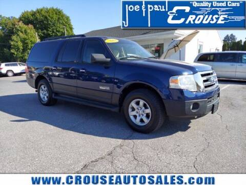 2007 Ford Expedition EL for sale at Joe and Paul Crouse Inc. in Columbia PA