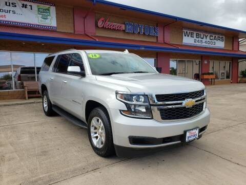 2018 Chevrolet Suburban for sale at Ohana Motors in Lihue HI