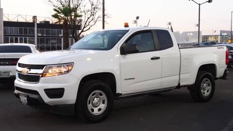2015 Chevrolet Colorado for sale at Okaidi Auto Sales in Sacramento CA