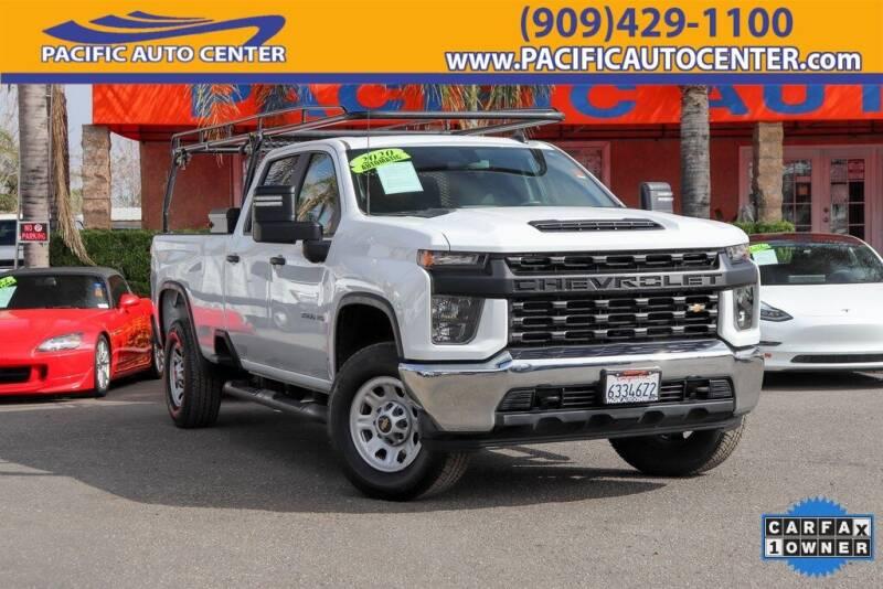 2020 Chevrolet Silverado 3500HD CC for sale in Fontana, CA