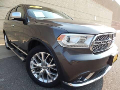 2015 Dodge Durango for sale at Altitude Auto Sales in Denver CO