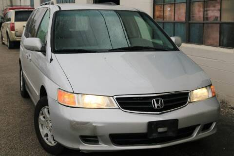 2004 Honda Odyssey for sale at JT AUTO in Parma OH