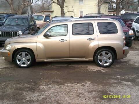 2007 Chevrolet HHR for sale at D & D Auto Sales in Topeka KS